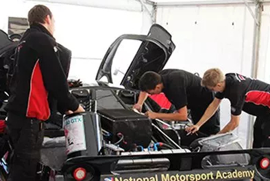 Online BSc.(Hons) in Motorsport Engineering