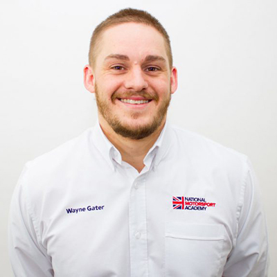 Wayne Gator - NMA Motorsport Tutor