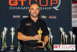 Gaz Downing GT Cup Oscar speech