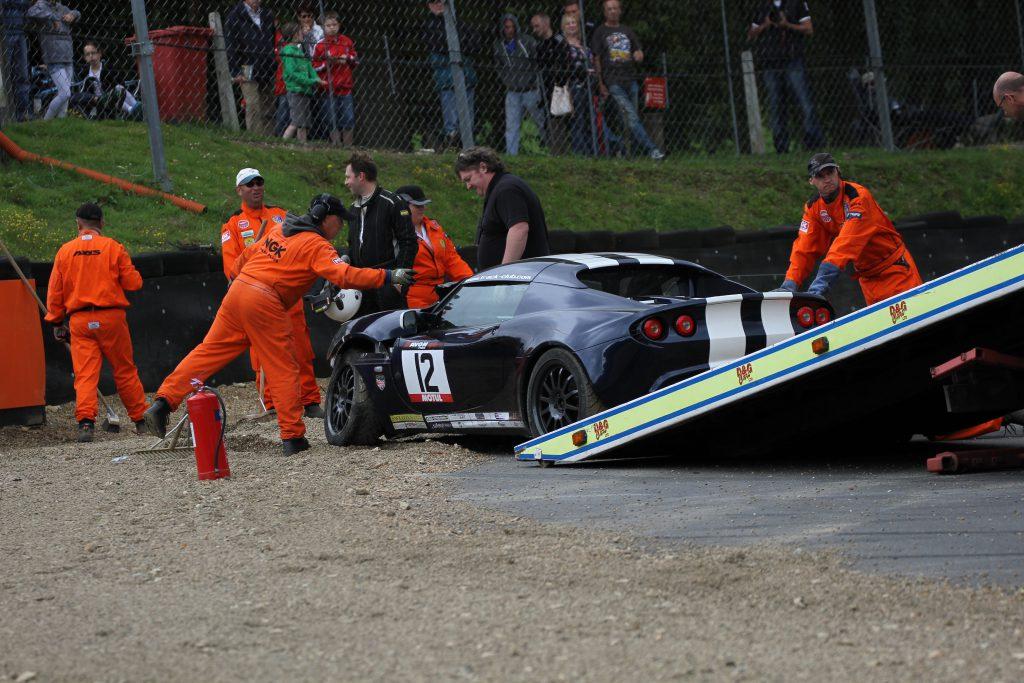 motorsport volunteers