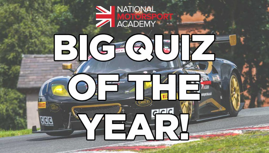 motorsport QUIZ-OF-THE-YEAR