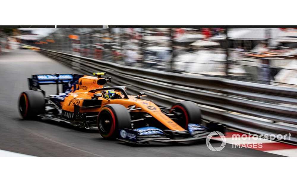 McLaren jobs in motorsport