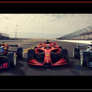 Formula 1 concept cars
