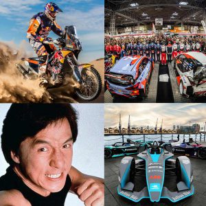 motorsport off season