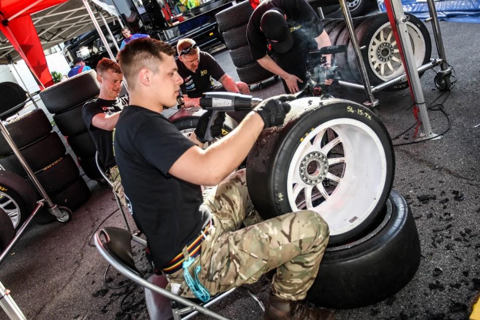 army motorsport