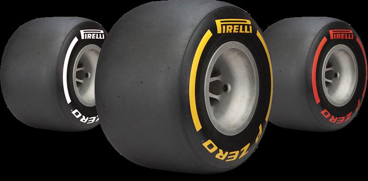 pirelli f1 racing tyres