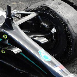 Lewis Pirelli Tyre Lifing